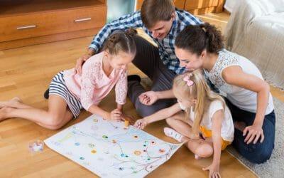 Relation Parents-enfants : Le jeu pour renforcer la relation… Pourquoi faire ?